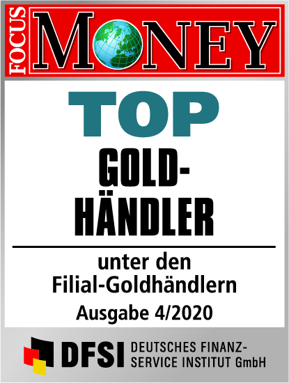 Auvesta - TOP Goldhändler unter den Filial-Goldhändlern Ausgabe 04/2020