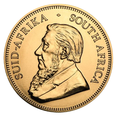Krügerrand Goldmünze - South Africa